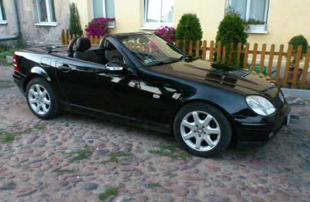 Mercedes-Benz SLK 230 2000
