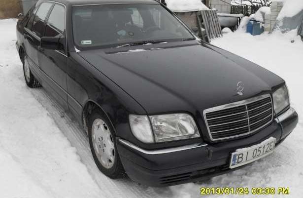 Mercedes 140 sprzedam lub zamienię