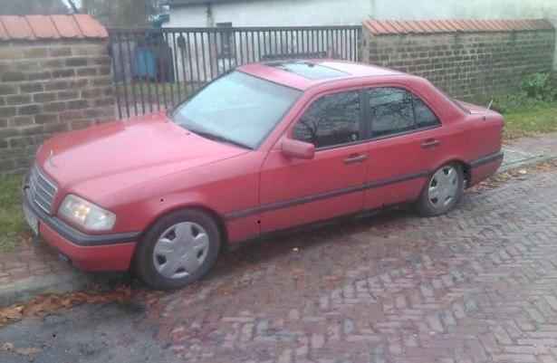 Mercedes 180 GAZ