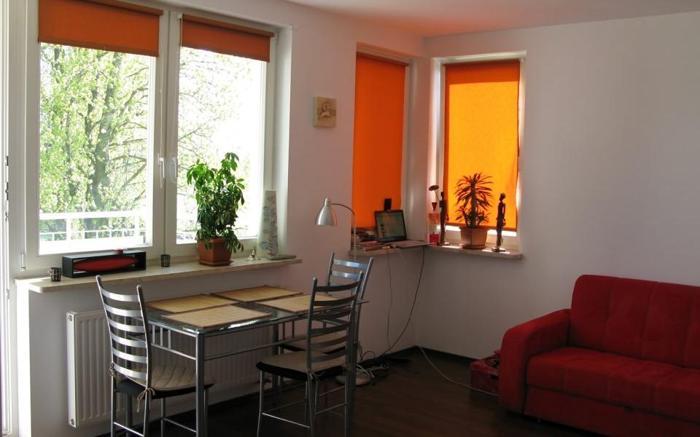 Mieszkanie Warszawa Targówek, ul. Zielone Zacisze 2 pokoje, 1 piętro, 2006 rok budowy, 30 PLN/ m2