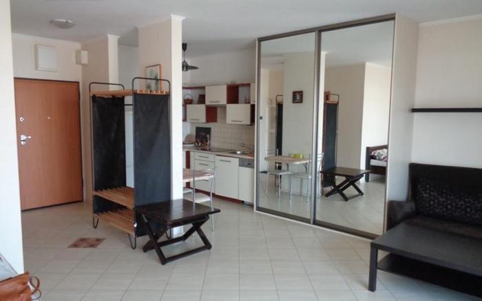 Mieszkanie Warszawa Wilanów, Al. Wilanowska 1 pokój, 3 piętro, 2006 rok budowy, 49 PLN/ m2