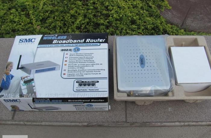 Modem ADSL Thomson Speedtouch ST536 //Krk