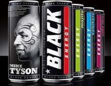 Napoje energetyzujące BLACK 0,5l 25zł za zgrzewke 12sztuk