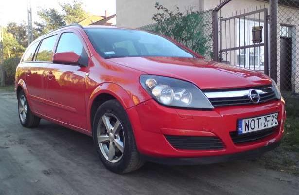Opel Astra 1.3 CDTI diesel oszczedny 2006r SUPER STAN TECHNICZNY !!!