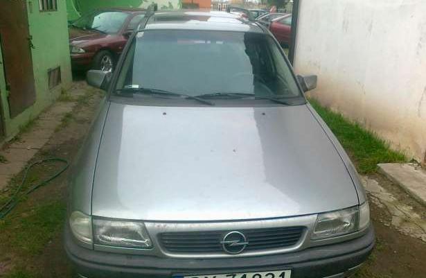 Opel Astra 1.7td isuzu!!! 1994