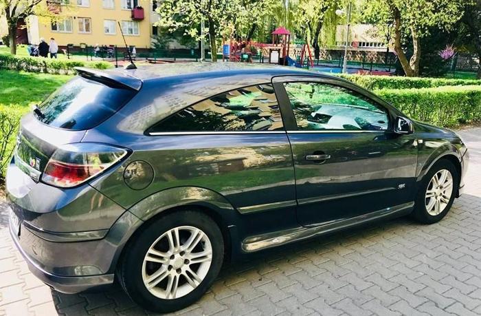 Opel Astra III GTC w pakiecie OPC Silnik wysokoprężny 1.7 CDTI / ECOFLEX