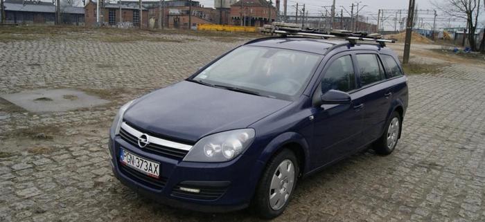 Opel Astra KOMBI 2006
