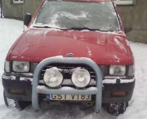 Opel Campo 3,1 TD 4X4