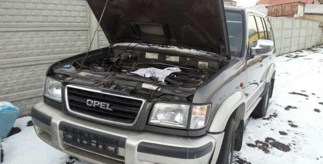 Opel Monterey 4*4 dobry stan! LIMITED!!! 1999