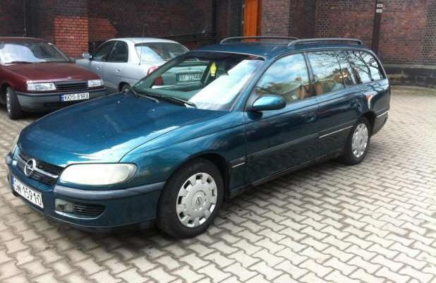 Opel Omega Okazja!!GAZ!!Klima!!Elektryka! 1994