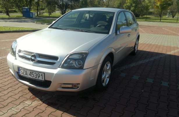 Opel Signum 1,9 CDTI 120 KM. Stan BDB Polecam.