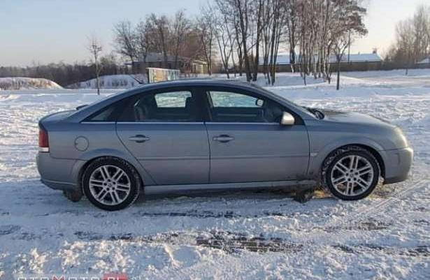 Opel Vectra anglik 2005