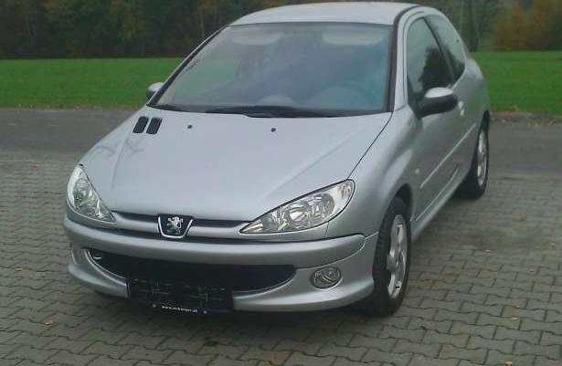 Peugeot 206 HDI XS SPORT!!! 2003