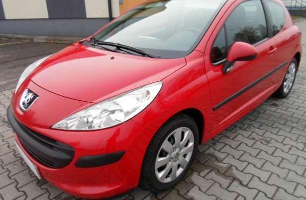 Peugeot 207 MOŻLIWA Zamiana-Opłacony 2006