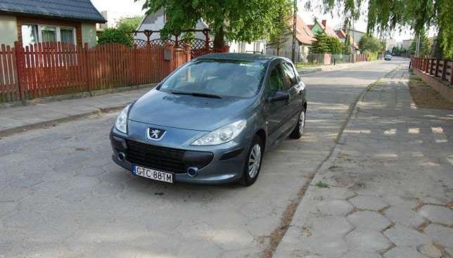 Peugeot 307 90 KM bez FAP facelift 2005