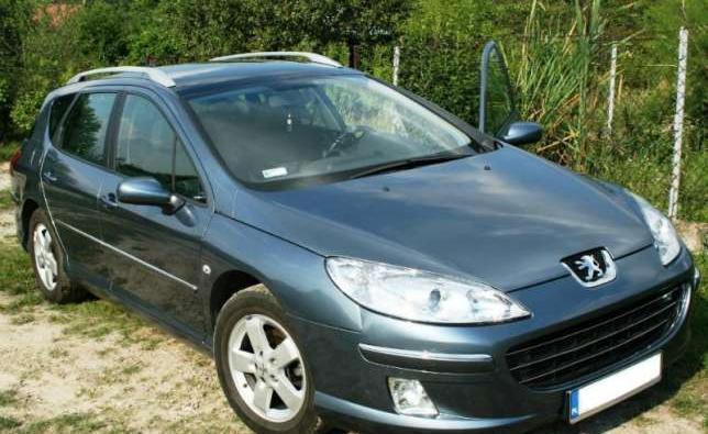 Peugeot 407sw r.2007 SPRZEDAM / ZAMIENIĘ