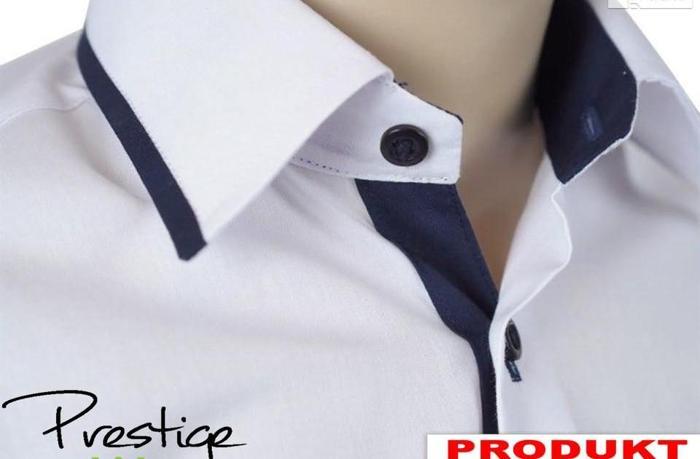 Piękna biała koszula - Komunia 2016 prestigekids.pl Nowy produkt