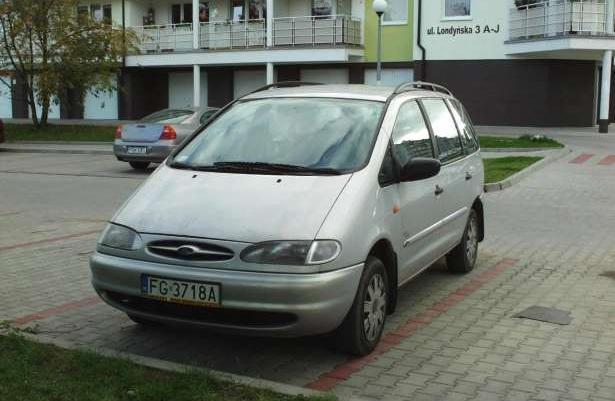 PILNE Ford Galaxy 1997