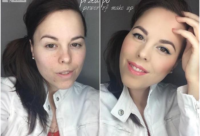 Profesjonalne makijaże z dojazdem do domu!