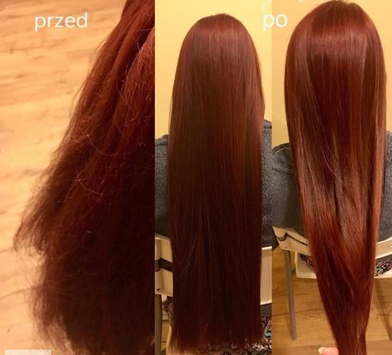 Prostowanie Keratynowe Perfect Lashes & Hair dojazd