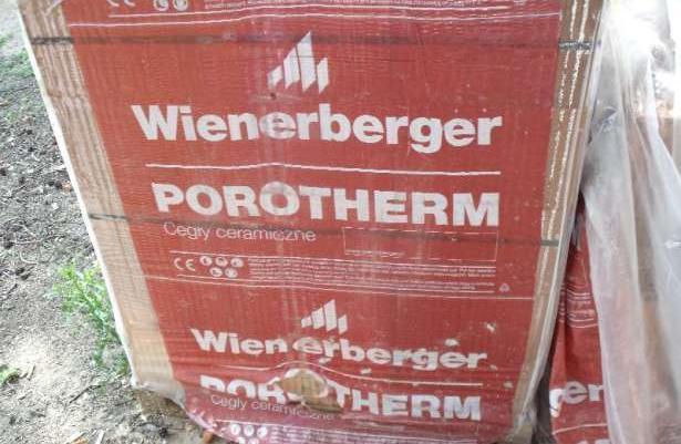Pustak Cegla Ceramiczna Porotherm 25p W Wienerberger Sprzedaz