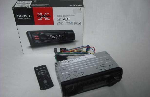 Radio Samochodowe Sony Dsx-a30 Sprzeda U017c