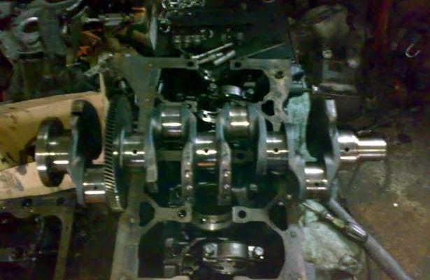 Renault 2.2 DCI Silnik Tanio