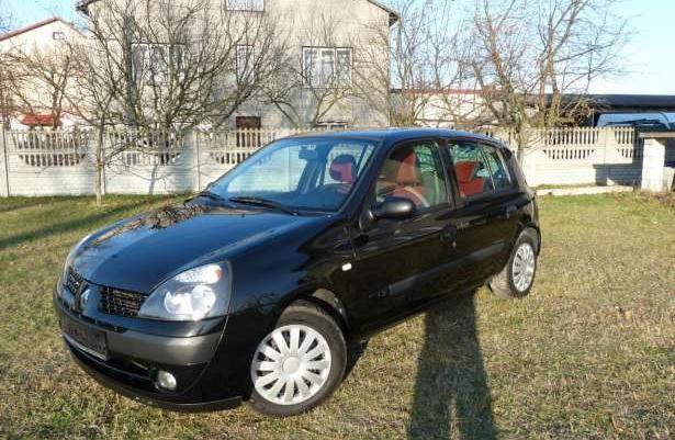 Renault Clio 1.2 Extreme!-11/2003 2003