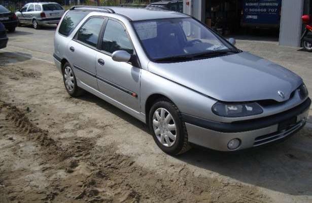 Renault laguna 1.8 16v ze szwajcari