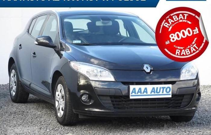 Renault Megane III , Salon Polska, Klima