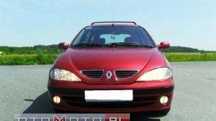 Renault Megane kombi 1.4 2001r. 2001