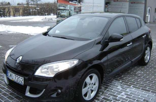 Renault Megane SALON PL!!! Perfekcyjny STAN!! 2009