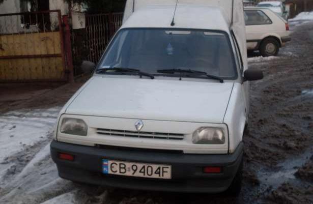 Renault rapid 14