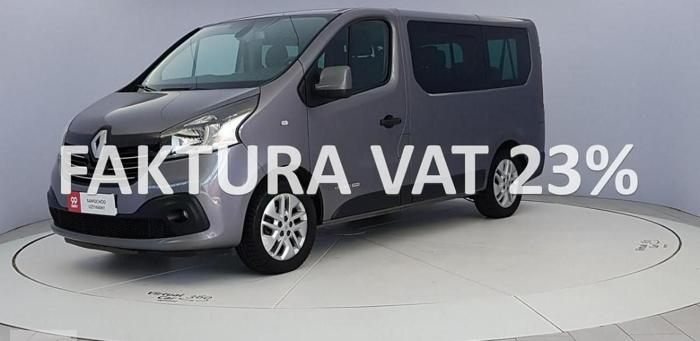 Renault Trafic II 1.6 DCI 140KM ENERGY SalonPL/ASO/FV23%