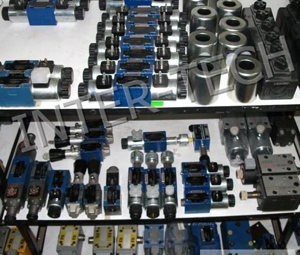 rozdzielacz 4we5j62/g24nz4 REXROTH Nowy produkt