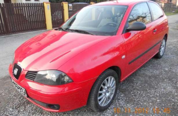 Seat Ibiza 1,2 Bezwypadkowa Nowy model 2002