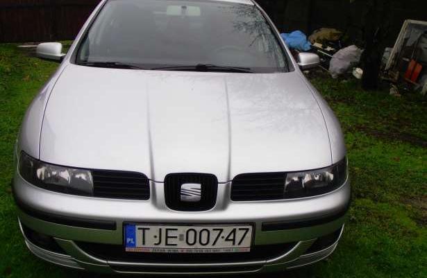 Seat Leon 1.9 tdi 2003r