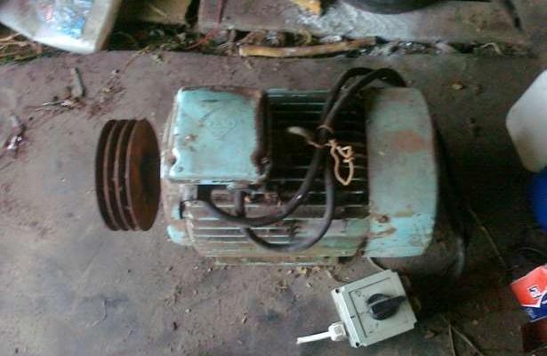 Silnik 13 kW