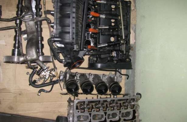 Silnik na części Alfa Romeo 1.8T-spark