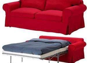 Sofa Ikea Ektorp Z Funkcją Spania Stan Idealny Sprzedaż