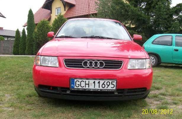 Sprzedam Audi 3.1,9TDI