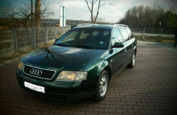 Sprzedam Audi A6 2.5TDI Stan BDB warto!!!