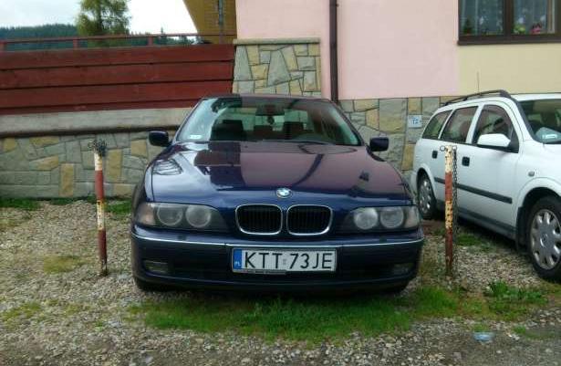 Sprzedam BMW E39 !!!