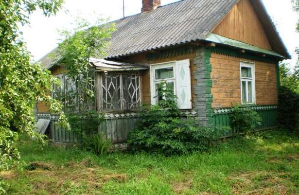Sprzedam Drewniany Dom Z Dzialka Sprzedaz Radecznica Lubelskie