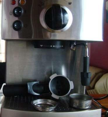 Zaktualizowano Sprzedam Ekspres do kawy ciśnieniowy Aeg-Electrolux EA 150 NZ62