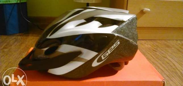 Sprzedam kask rowerowy firmy GES!