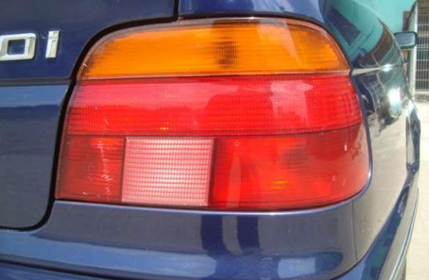 Sprzedam Oryginalne Lampy Tylne Do Bmw E39 Stan Bdb Sprzedaż