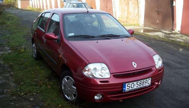 Sprzedam Renault Thalia 2002