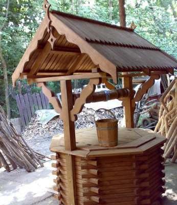 Meble drewniane ogrodowe