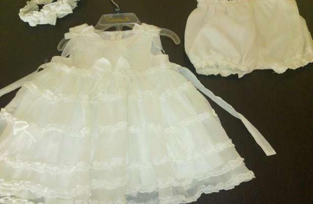 dac45ab781 Sukienka Cinderella na chrzest i nie tylko